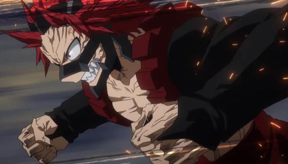 Kirishima será el nuevo protagonista en el siguiente episodio del anime (Foto: Heroaca)
