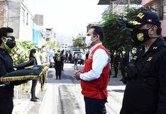 Coronavirus en Perú: Mininter rindió honores a suboficial fallecido por COVID-19