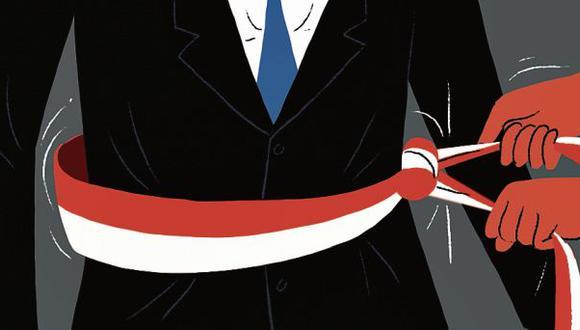 Perú Libre apenas tendrá una semana para el proceso de transferencia. (Ilustración: El Comercio)