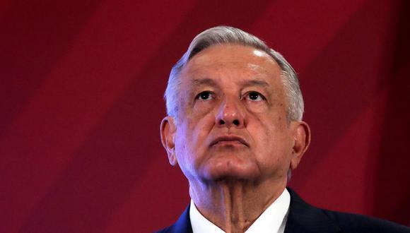 Andrés Manuel López Obrador, presidente de México. REUTERS