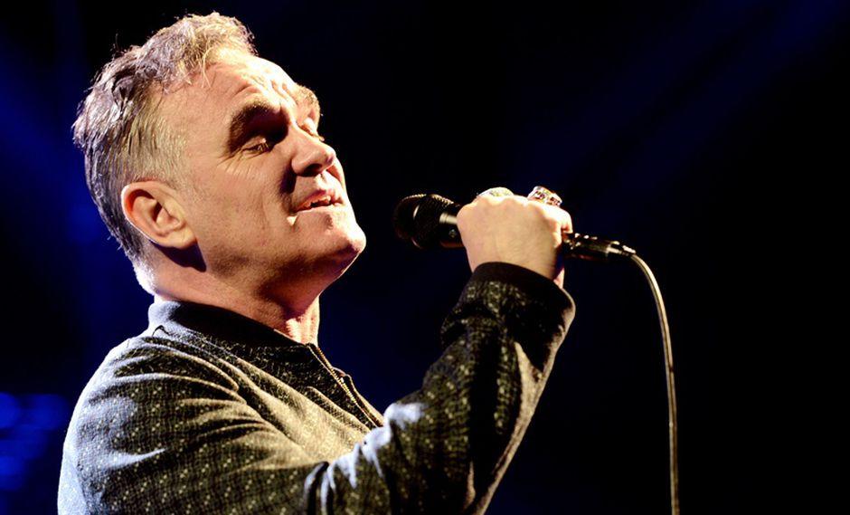 Morrissey. (Foto: AFP)