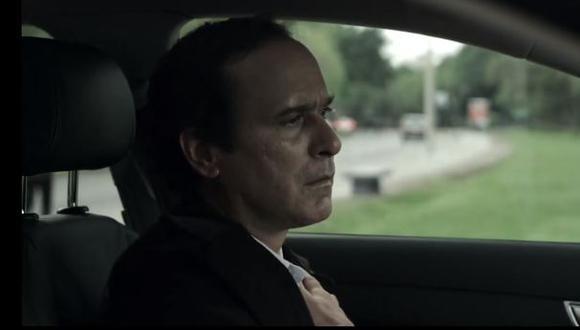 """""""Píxles de familia"""", película peruana protagonizada por Paul Vega. (Captura de pantalla)"""