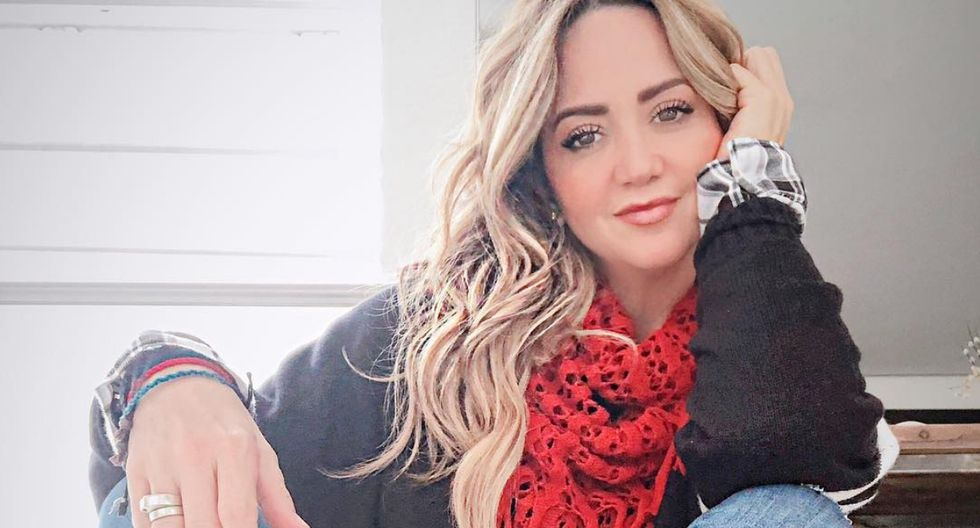 Andrea Legarreta se pronuncia tras rumores de infidelidad(Foto: Instagram @andrealegarreta)