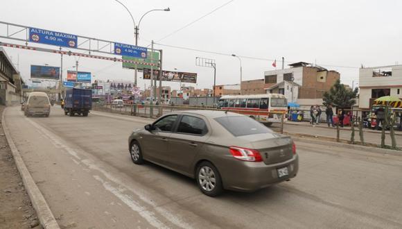 Municipalidad de Lima reabrió al tránsito un tramo de las avenidas Los Héroes y Pachacútec. (Difusión)