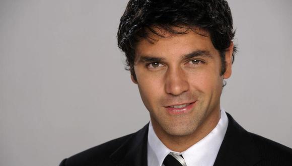 Luis Alberto Martínez, su verdadero nombre, comenzó su carrera como modelo, más tarde ingresaría al Centro de Educación Artística de Televisa (Foto: Televisa)