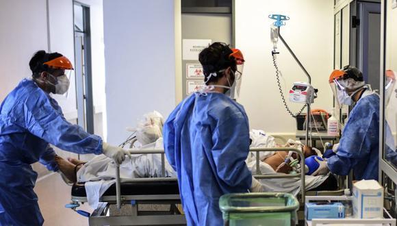 Coronavirus en Argentina | Últimas noticias | Último minuto: reporte de infectados y muertos hoy, viernes 4 de junio del 2021 | Covid-19 | (Foto: RONALDO SCHEMIDT / AFP).