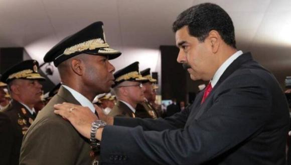 El director del Servicio de Inteligencia venezolano Cristopher Figuera rompe relaciones con Nicolás Maduro. (El Nacional de Venezuela)