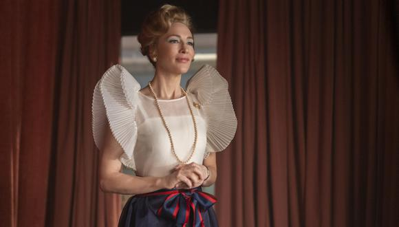 "Fox Premium anuncia la fecha de estreno de ""Mrs. America"", serie protagonizada por Cate Blanchett. (Foto: Fox Premium)"