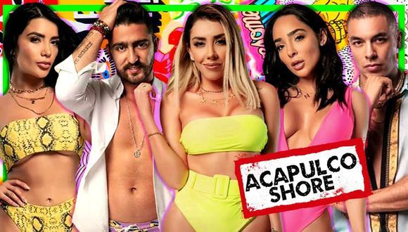 Acapulco Shore de MTVLA es un reality de mucho éxito en México y Latinoamérica (Foto: MTV)