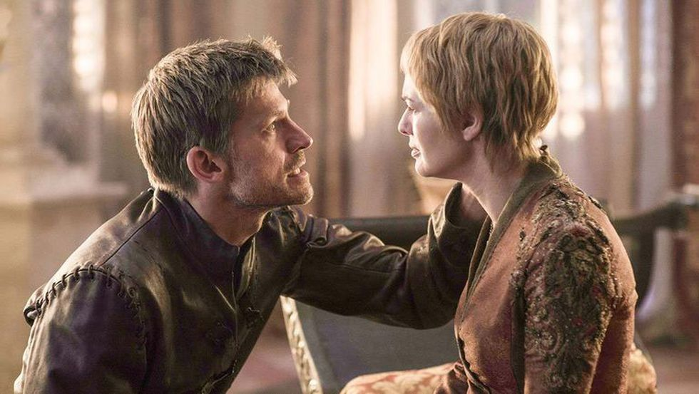 "Cersei Lannister en la última temporada de ""Game of Thrones"". (Foto: HBO)"