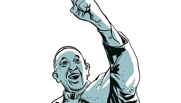 El Papa progre, por Santiago Roncagliolo