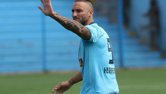 Herrera terminó llegando a Argentinos Juniors como jugador libre. (Foto: GEC)
