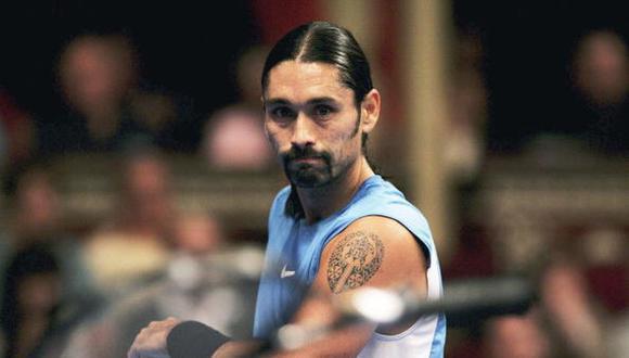 Chino Ríos estuvo a punto de ganar un Grand Slam en 1998. (Foto: Getty Images)