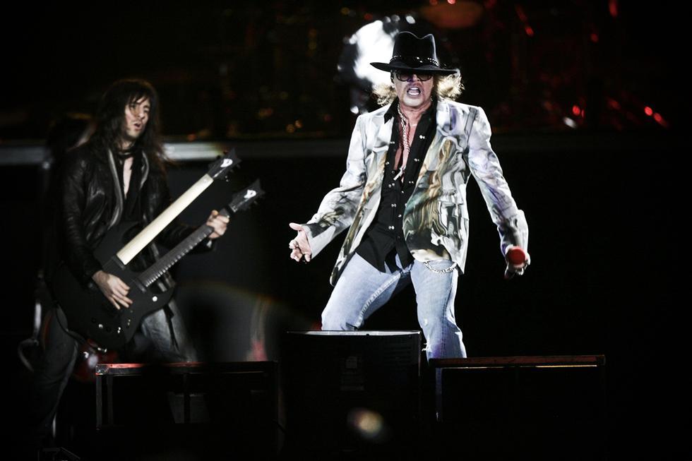 Guns N' Roses se presentó en el 2010 y 2016. (Foto: El Comercio)