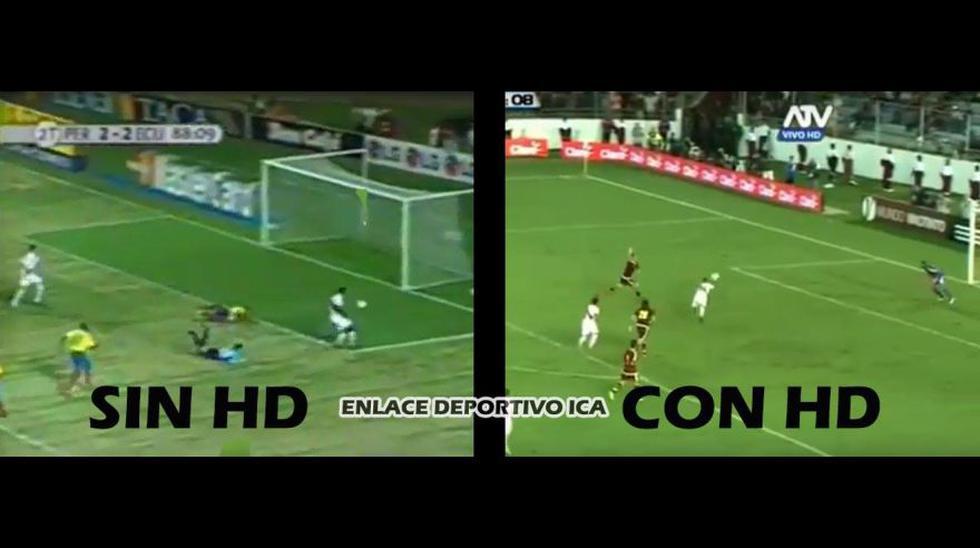 Comparan gol perdido por Cueva con el de Andrés Mendoza [VIDEO] - 1