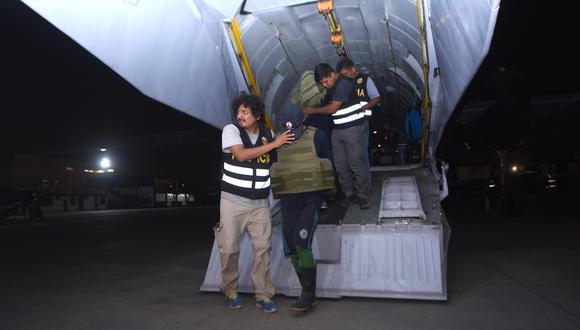 Los tres detenidos fueron trasladados de inmediato a la ciudad de Huamanga, en Ayacucho, y luego a Lima. En el Vraem continúan las operaciones militares y policiales.