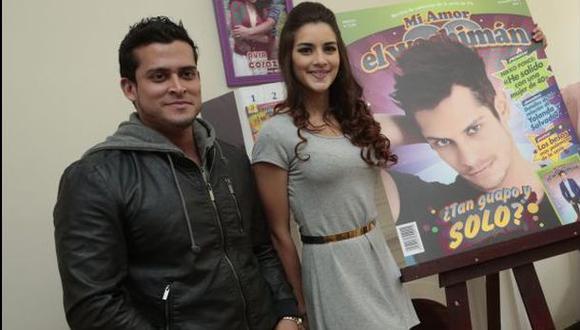 Christian Domínguez negó haberse sobrepasado con Korina