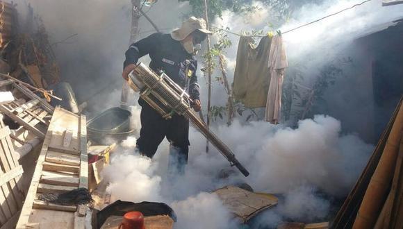 Piura: multarán a quienes no colaboren en la lucha contra el dengue