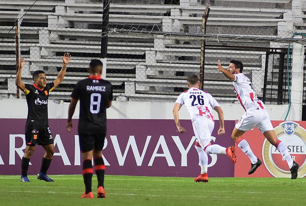 Atlético Grau vs. River Plate: las mejores imágenes del partido en Uruguay por Copa Sudamericana. (Foto: Agencias)