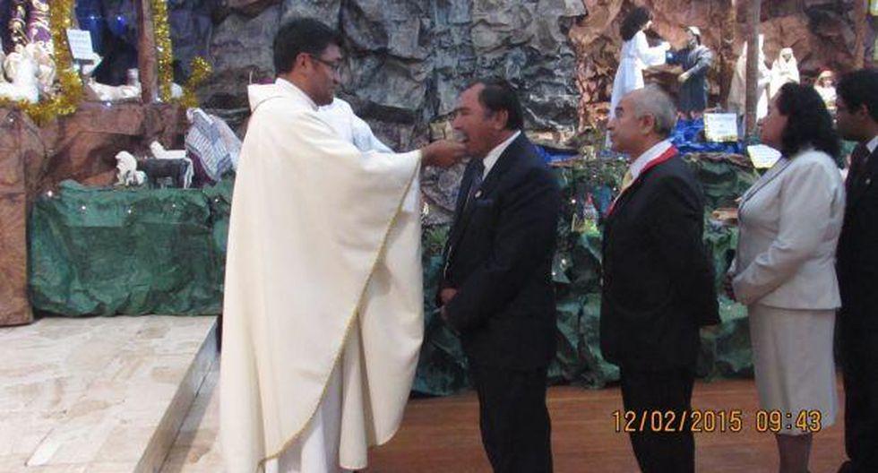Arequipa: sacerdote que reveló tener hijos fue suspendido