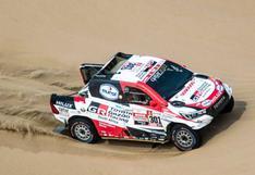 Dakar 2019: Nasser Al-Attiyah muy cerca de darle primera victoria a Toyota