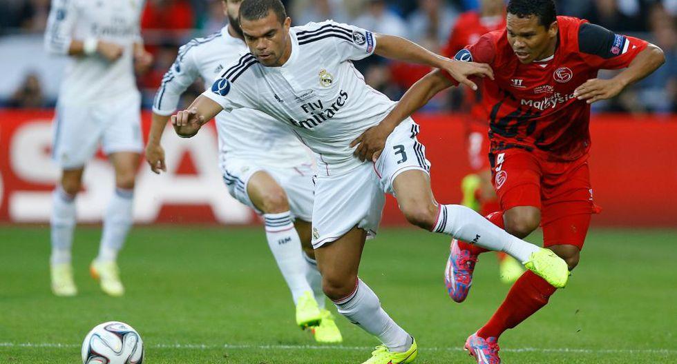Real Madrid vs. Sevilla: las mejores imágenes del partido - 13