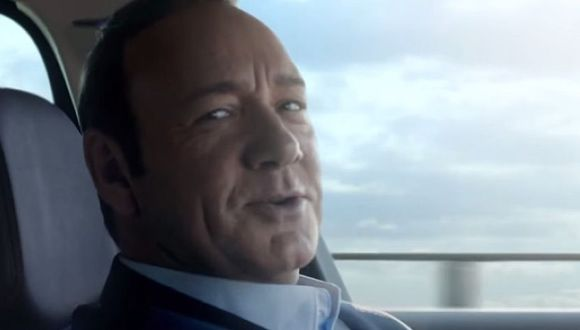 """House of Cards"": Kevin Spacey protagoniza spot de Renault"