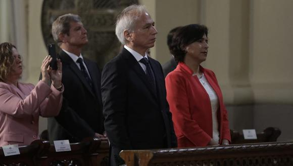 Aldo Vásquez, presidente de la JNJ, aseguró que respetan la presunción de inocencia de Pedro Chávarry y otros investigados. (Foto: GEC)