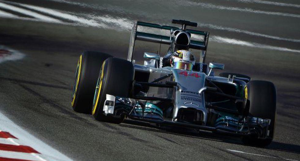 Fórmula 1: Hamilton alcanzó su segundo triunfo consecutivo
