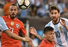 Argentina vs. Chile: día, hora y canales para ver partido por Copa América