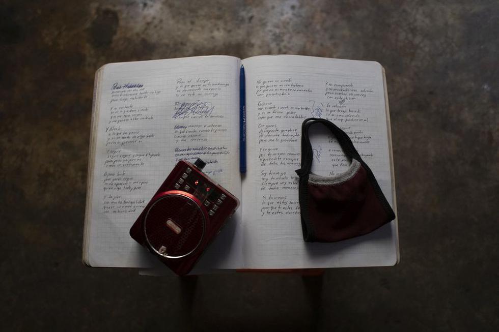 Altos Killah: el colectivo de Barrios Altos que enseña filosofía a través del rap. FOTOS: Leandro Britto.
