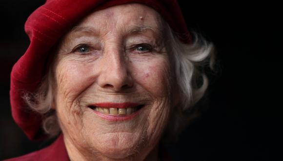 """Vera Lynn, musa y """"novia de las Fuerzas Armadas"""" británicas, falleció a los 103 años. (Foto: AFP)"""
