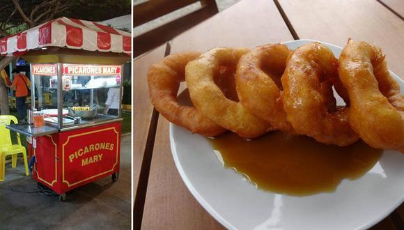 6 de los mejores lugares para comer picarones en Lima - 8