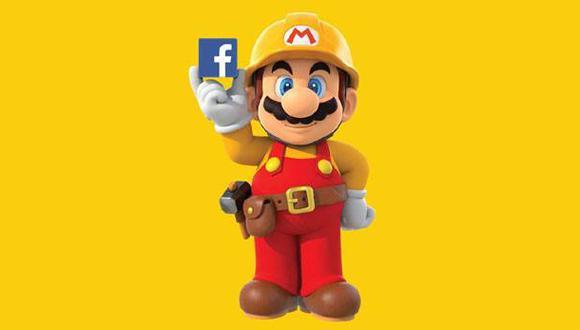 Nintendo llevará Super Mario a Facebook para un 'hackathon'