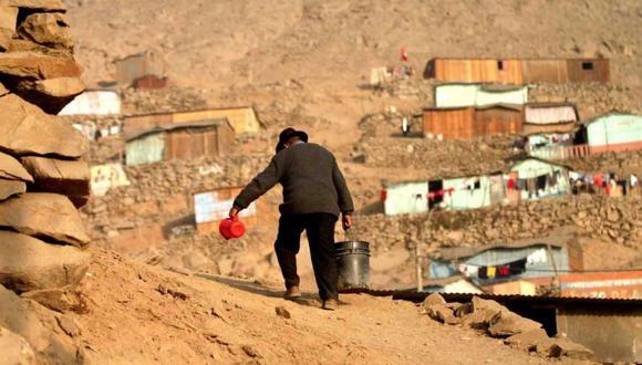 Pobreza en el Perú continúa siendo un reto, afirma ministra de Desarrollo e Inclusión Social. (Foto: Andina)