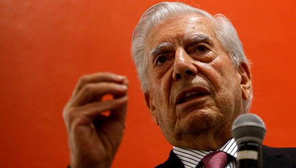 Mario Vargas Llosa encabezará tres actividades en la FIL 2019. (Foto: AFP)