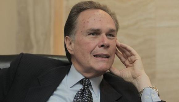 Harold Forsyth dejará embajada de Estados Unidos