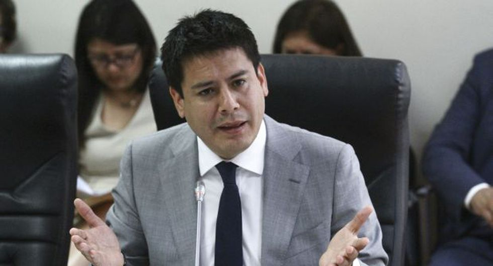 Edwin Vergara formó la empresa Pinturas Golden Colors S.A.C. el 2014 en sociedad con Diego Sánchez Ospina, narcotraficante colombiano detenido a inicios de abril. (Foto: Congreso)
