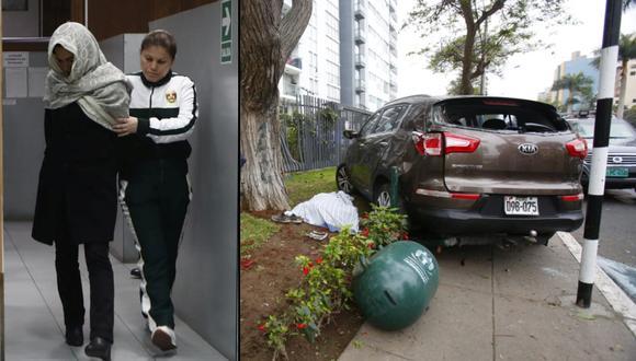 El MTC también informó hoy que inhabilitará de por vida el brevete de Melisa González Gagliuffi. (Foto: GEC)