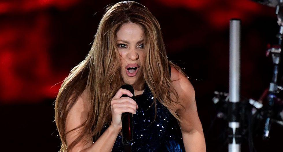 Cabe precisar que el  vestido no es lo único que comparten Shakira y Jennifer Lopez, pues el  próximo 2 de febrero ambas compartirán escenario en un esperado show del medo tempo en el Super Bowl. (AFP)