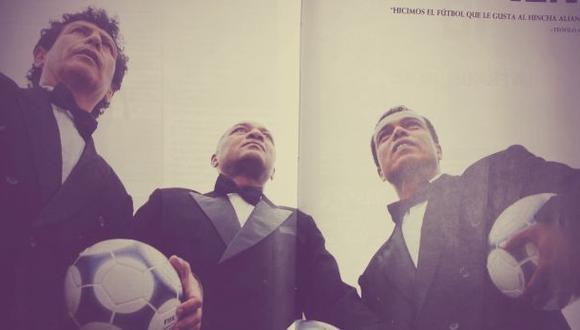 Brasil 2014: a 36 años del mejor trío peruano en un Mundial