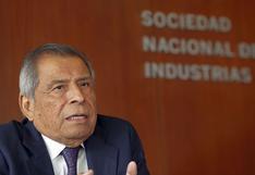 SNI: Castillo tiene que tomar las decisiones y no el partido