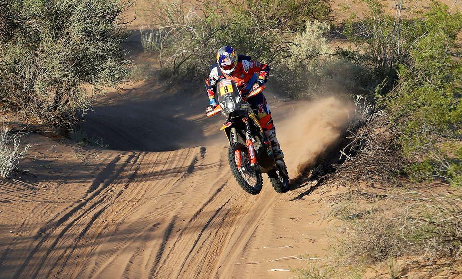 Dakar 2018: Price ganó la etapa 13 y Walkner se acerca al título. (Foto: Agencias)