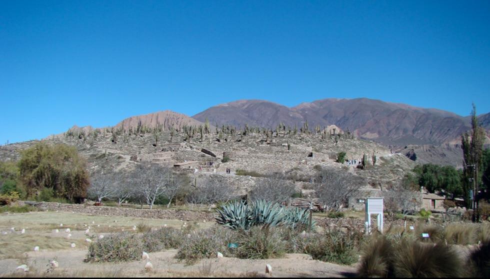 Pucará de Tilcara en Argentina. (Foto: Clarisa Otero).