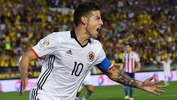 James Rodríguez fue aclamado por los hinchas nipones en Yokohama. (Foto: Selección de Colombia)