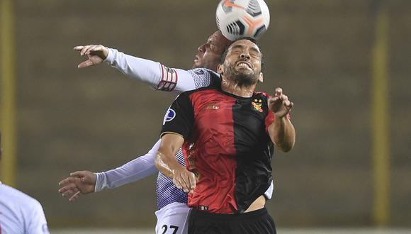 Melgar - Metropolitanos juegan por Copa Sudamericana Foto: AFP