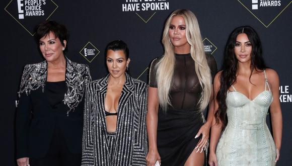 """El reality """"Keeping Up With the Kardashians"""" ya lleva más de 10 años al aire (Foto: EFE)"""