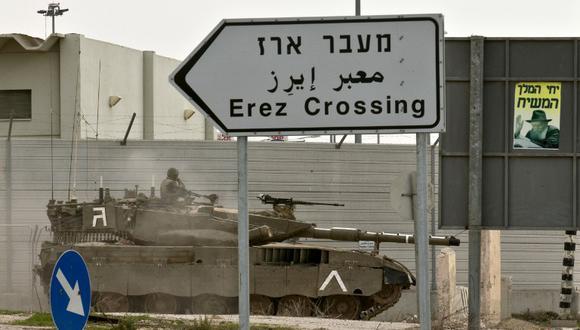Portavoz de la Unidad del Coordinador de las Actividades Gubernamentales en los Territorios palestinos no indicó cuánto tiempo durará el cierre. (Foto: AFP)