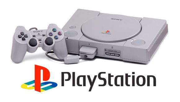 PlayStation 1 salió a la venta en 1994 en Japón. (Difusión)