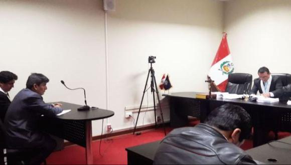 Huancavelica: dictan prisión preventiva contra alcalde